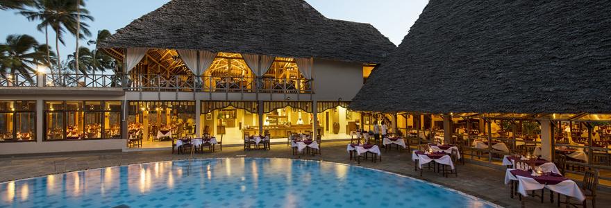 Les hôtels à Zanzibar petits budgets