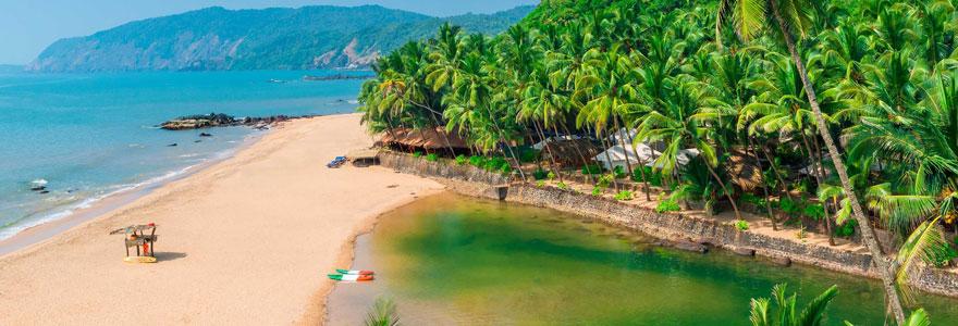 Voyager à Goa
